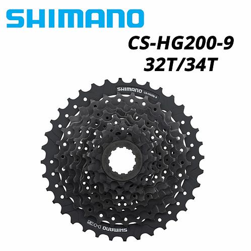 CASSETTE SHIMANO CS-HG 200-9V  11-32T