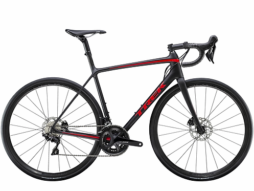 Émonda SL 5 Disc Matte Trek Black/Gloss Viper Red