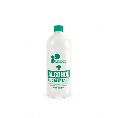 Alcohol Liq. Eucaliptado 1LT.