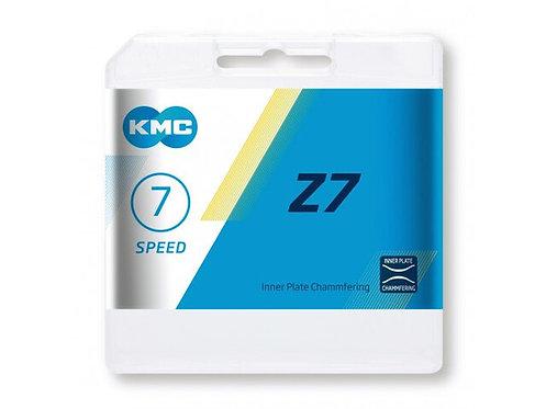 "CADENA KMC Z7 - 1/2""X3/32""  116ESL."