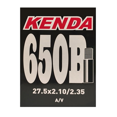 CAMARA KENDA  27.5X2.1/2.35 A/V  28T