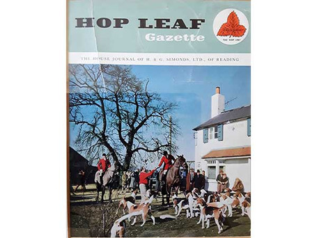 The Hop Leaf Magazine Front Cover