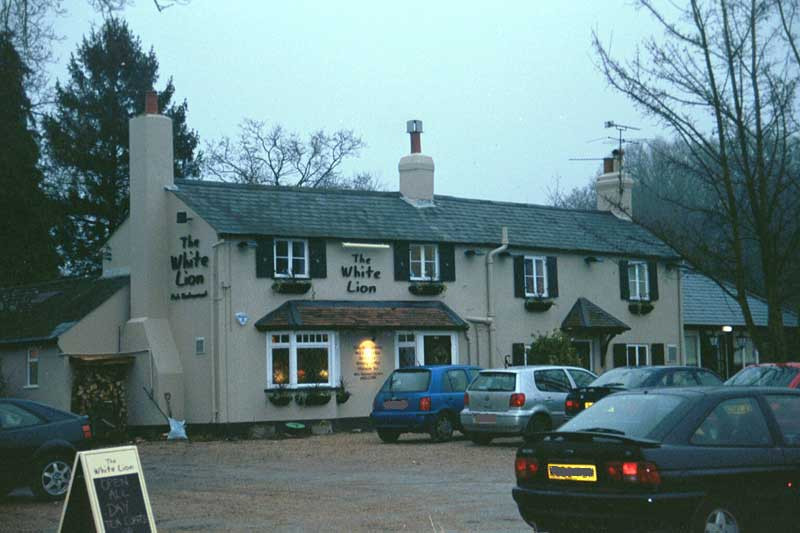 The White Lion Car Park