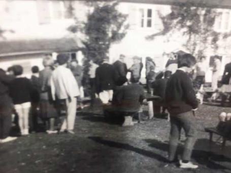 Foxhounds Meeting c 1960s