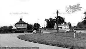 Crays Pond Junction c1950