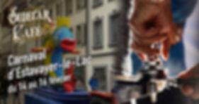 Le Sidecar Café sera au Carnaval d'Estavayer-le-Lac.