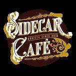 Sidecar Café logo, Mais quel beau logo !!!
