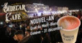 Le Sidecar Café sera au Nouvel-An de la Ville de Genève, au Quai du Mont-Blanc.