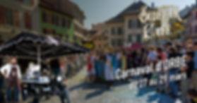 Le Sidecar Café sera au Carnaval d'Orbe.