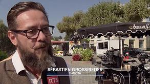 """Le Sidecar café se retrouve dans un reportage de la RTS1, """"Couleurs locales"""" du 18 septembre 2019"""