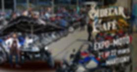 Le Sidecar Café sera à l'Expo-Moto de Martigny.
