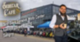 Le Sidecar Café sera au Test Day Genève Moto Center