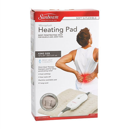 Sunbeam Heat Pad King Size