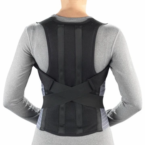 Posture Brace with Rigid Stays