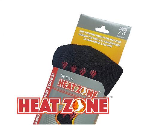 Heat Zone with Grip Socks