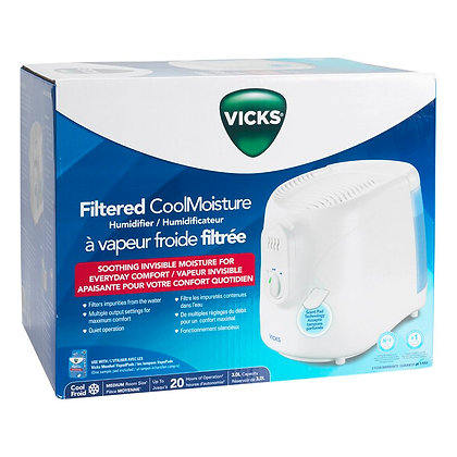 Filtered Cool Moisture Humidifier