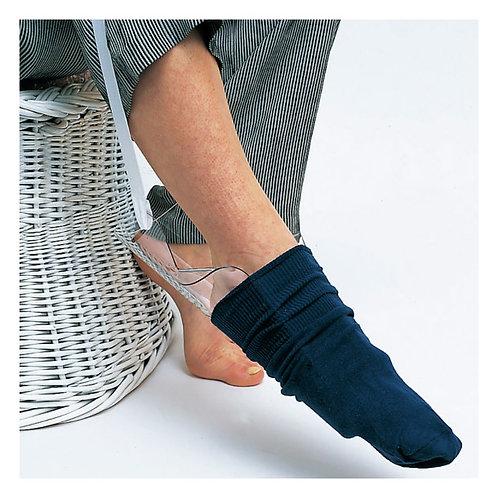 Molded Sock Aid