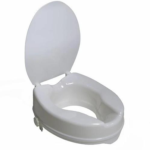 """4"""" Molded Raised Toilet Seat- 7024"""