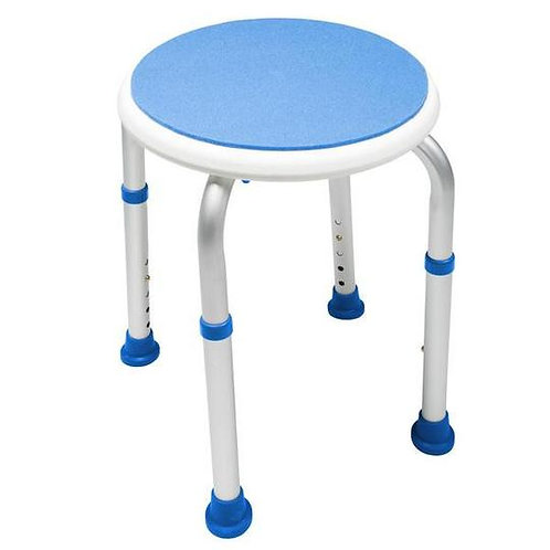 Padded Round Safety Stool- 7101