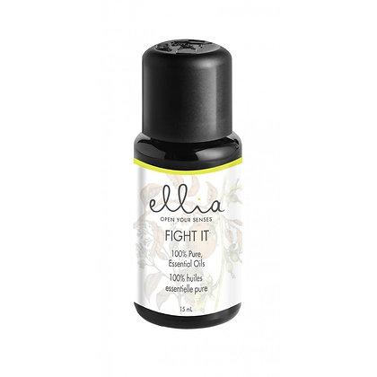 Ellia- Fight It Oil
