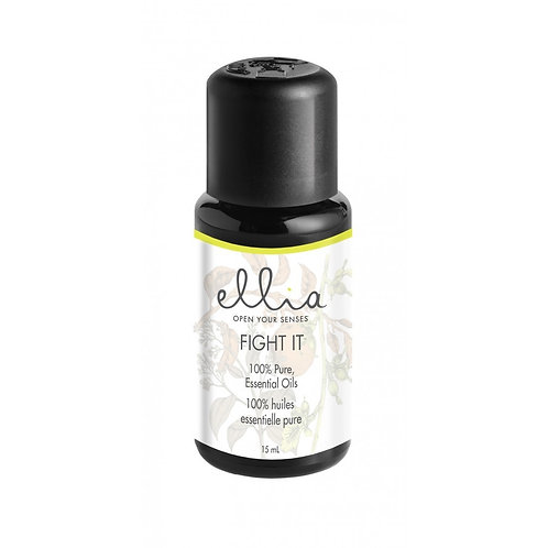 Ellia- Fight It Oil