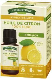 Nature's Truth- Lemon Oil
