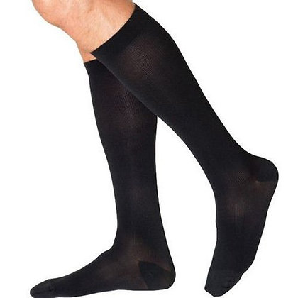 Sigvaris Microfiber Men Compression Socks- Solid
