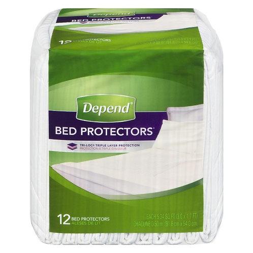 Depends Bed Protectors