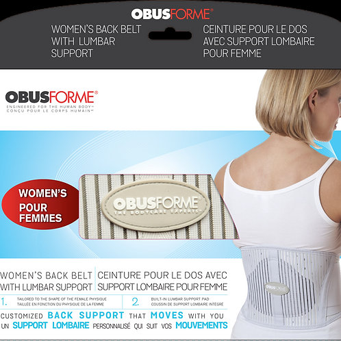 Obusforme Backbelt-Women
