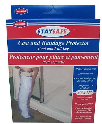 Cast and Bandage Protector- Leg