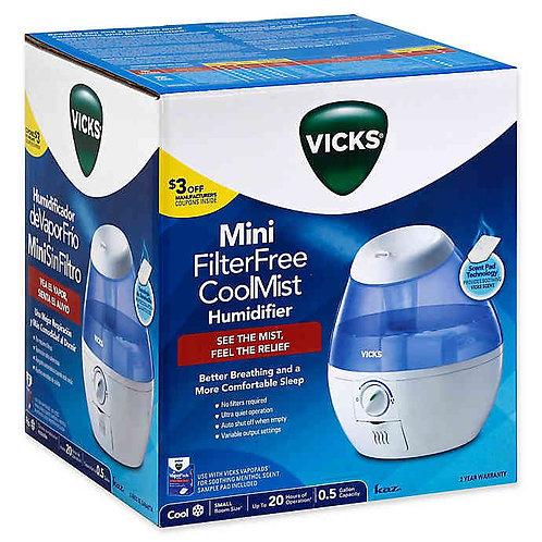 Mini Filter Free Humidifier