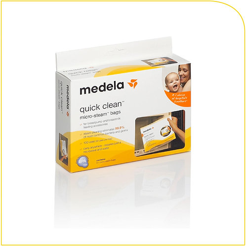 Medela - Quick Clean Bags