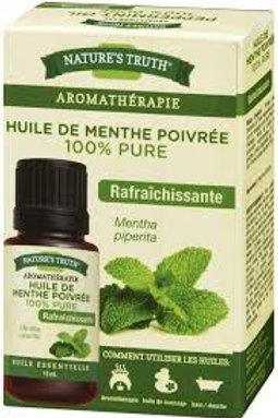Nature's Truth- Peppermint Oil