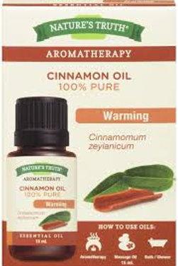 Nature's Truth- Cinnamon Oil