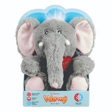 Warmy the Edgar the Elephant