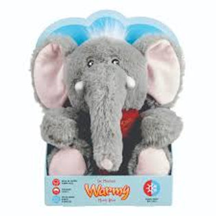 Warmy the Edgar the Elephant