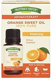 Nature's Truth- Orange Sweet Oil