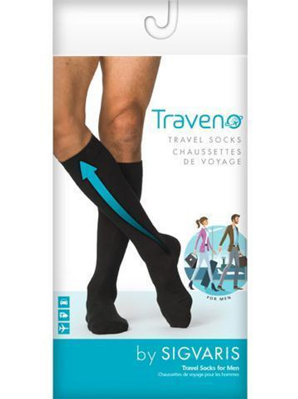 Sigvaris Traveno Travel Compression Socks- Men