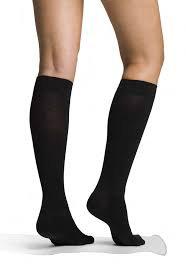 Sigvaris Microfiber Women Compression Socks- Solid