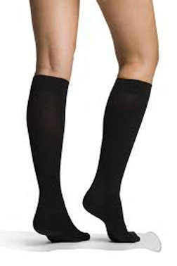 Sigvaris Microfiber Women Compression Socks- Solid