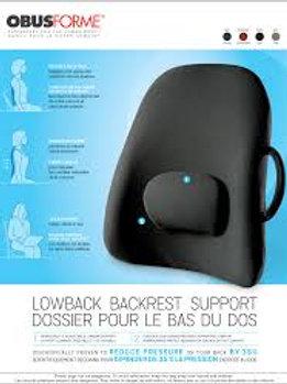 Obus Forme- Lowbavk Backrest Support