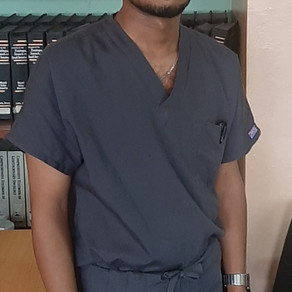 A Resident's Perspective on COVID-19 in Ethiopia