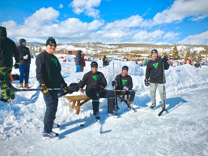 Vanoco Consulting Hockey Team
