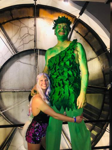 Halloweena Wine Mixer Costume Contest