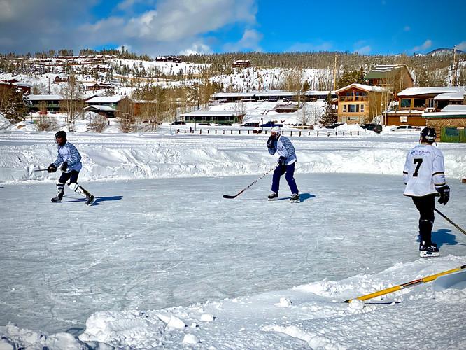 Pond Hockey Tourament