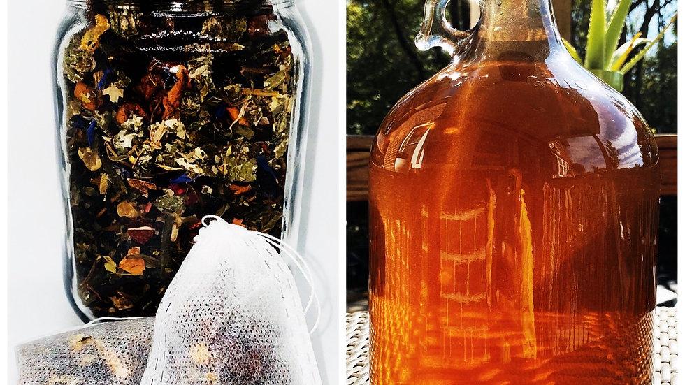 Semen Flush Herbal Tea for Men