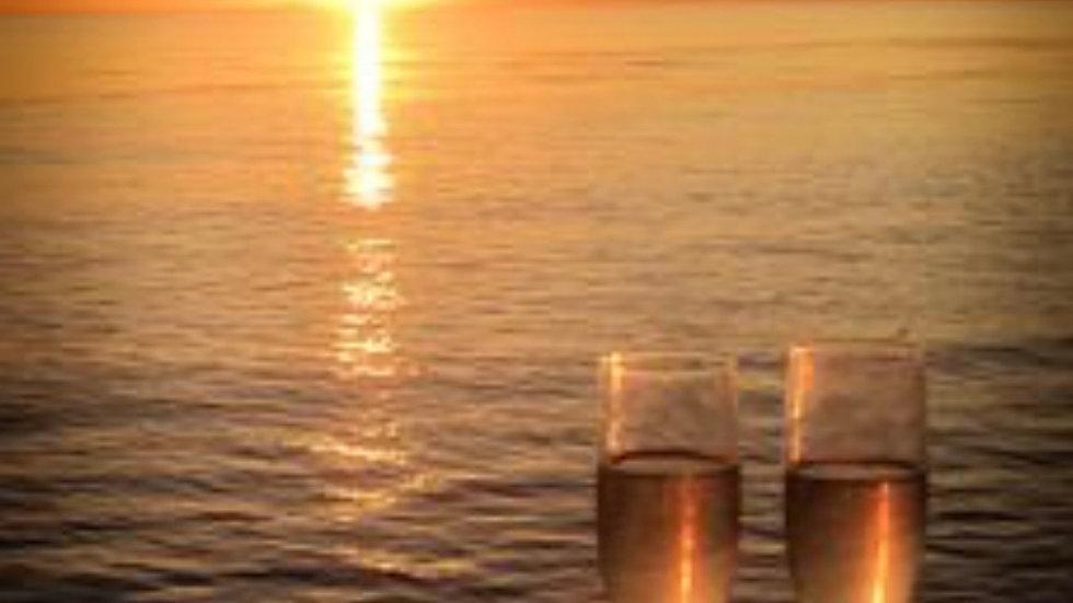 Sunrise Mimosa Morning Shower Bundle