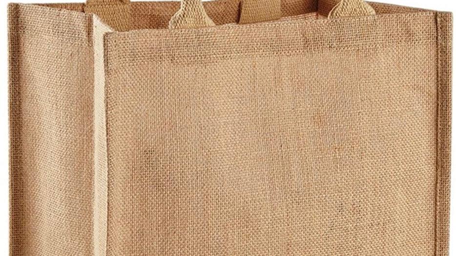 Personalize Your Burlap Bag