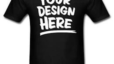 """Personalize Your Own """"Black List"""" T-Shirt"""