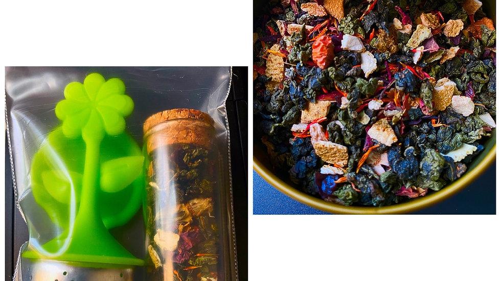 Herbal Loose Leaf Tea-Ta-Go Set